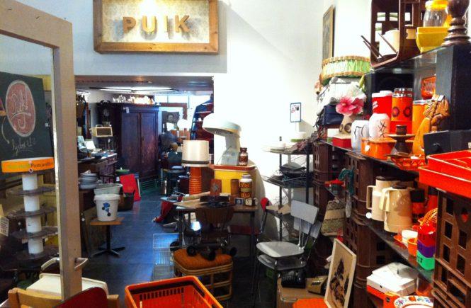 Vintage winkelen in Den Bosch