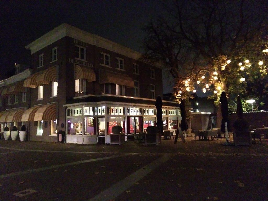 Hotel De Wereld in Wageningen